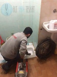 Bağcılar lavabo tıkanıklığı