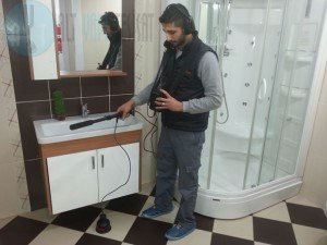 Bakırköy su kaçağı tespiti