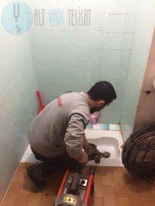 Gaziosmanpaşa lavabo tıkanıklığı açma