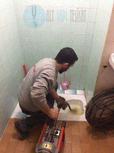 Küçükçekmece lavabo tıkanıklığı açma