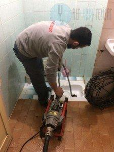 Küçükçekmece tuvalet tıkanıklığı açma