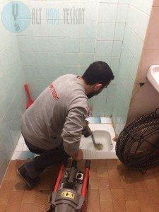 Kağıthane tuvalet tıkanıklığı açma