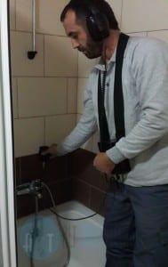 Kadıköy su kaçağı