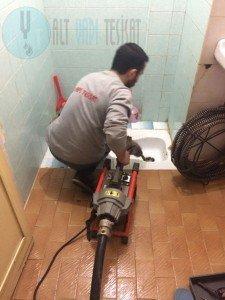Zeytinburnu lavabo tıkanıklığı açma